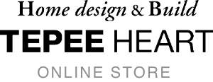 Home design & Build TEPEE HEART ONLINE STORE